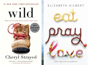 Wild and Eat Pray Love