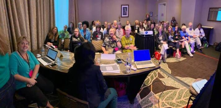 Effective messaging pic - 2019 NOW conference